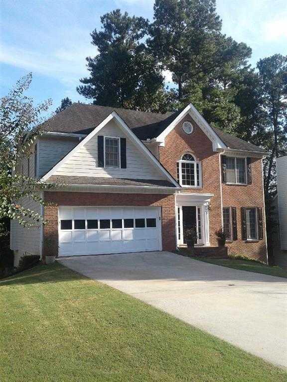 695 Springrock Drive, Lawrenceville, GA 30043 (MLS #6129551) :: The Zac Team @ RE/MAX Metro Atlanta