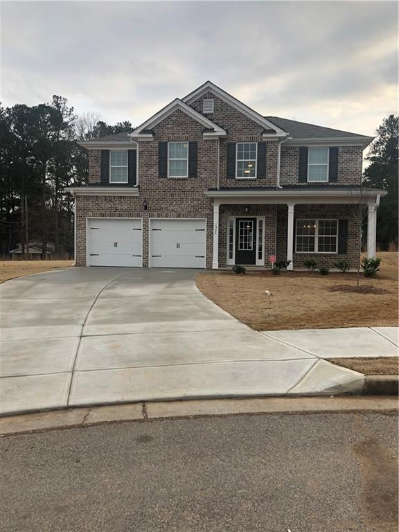 1524 Judson Way, Riverdale, GA 30296 (MLS #6501757) :: The Cowan Connection Team