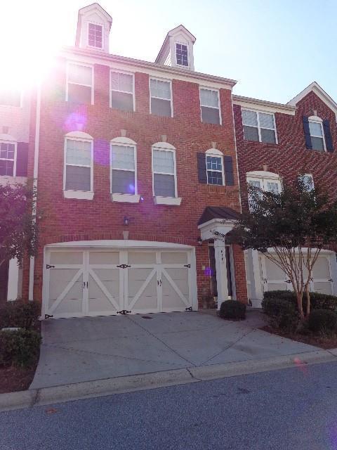 6185 W Indian Wood Circle SE, Smyrna, GA 30126 (MLS #6502100) :: Iconic Living Real Estate Professionals