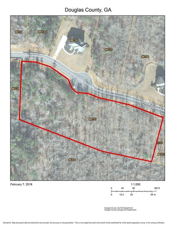 6151 Sequoia Lane, Douglasville, GA 30135 (MLS #6502579) :: Iconic Living Real Estate Professionals