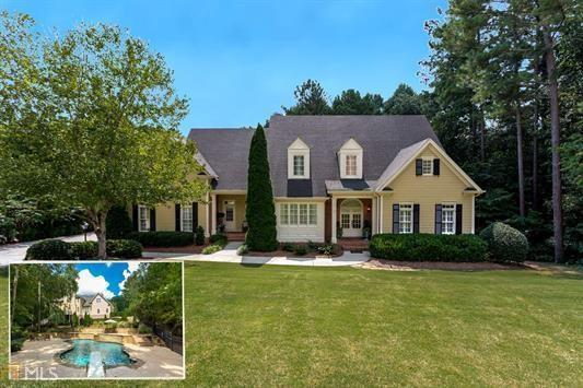 905 Post Oak Close, Alpharetta, GA 30004 (MLS #6502853) :: The Zac Team @ RE/MAX Metro Atlanta