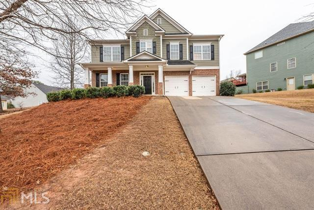 203 Highlands Dr, Woodstock, GA 30188 (MLS #6502866) :: The Cowan Connection Team