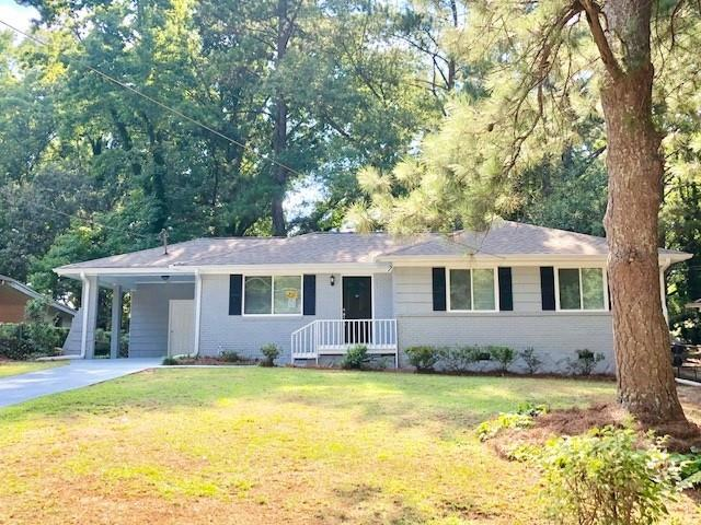 1952 Rosewood Road, Decatur, GA 30032 (MLS #6503329) :: The Cowan Connection Team