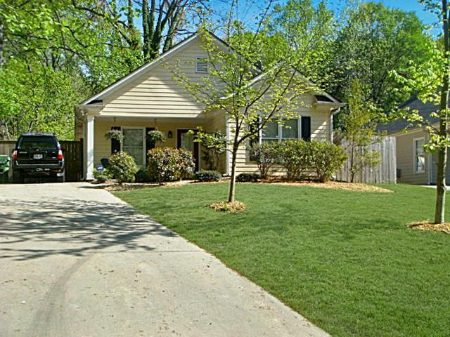 2632 Church Street NW, Atlanta, GA 30318 (MLS #6503962) :: North Atlanta Home Team