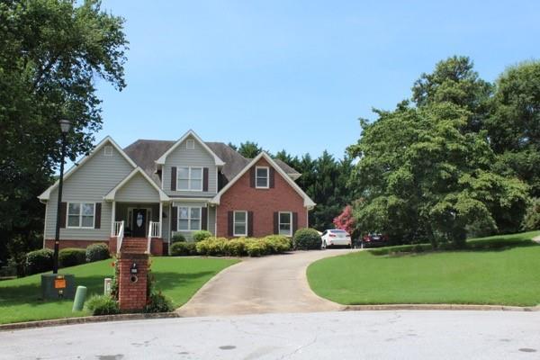 804 Hollyhawk Way SE, Conyers, GA 30094 (MLS #6504433) :: RE/MAX Paramount Properties