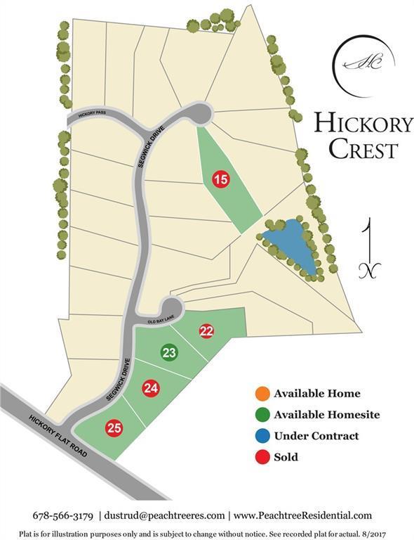 16025 Segwick Drive, Milton, GA 30004 (MLS #6505222) :: Kennesaw Life Real Estate