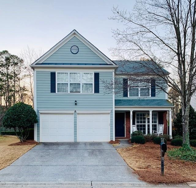 207 Persimmon Trail, Woodstock, GA 30188 (MLS #6505352) :: Path & Post Real Estate
