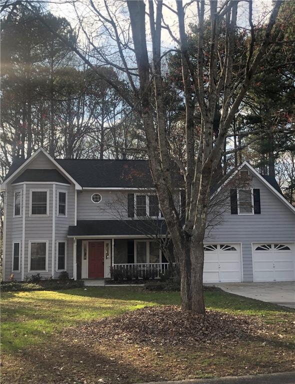 222 Claridge Curve, Peachtree City, GA 30269 (MLS #6506079) :: The Zac Team @ RE/MAX Metro Atlanta
