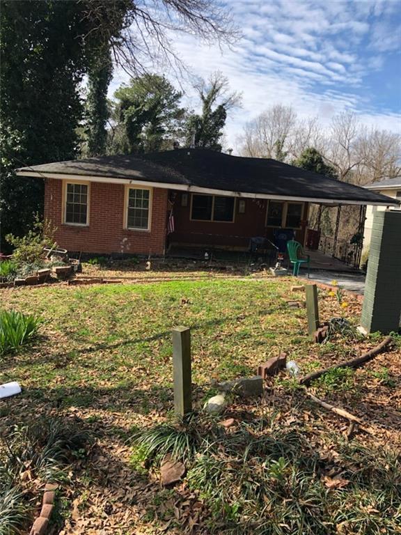240 Childs Drive NW, Atlanta, GA 30314 (MLS #6506844) :: The Cowan Connection Team