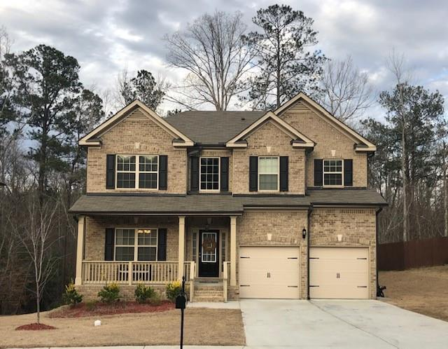 648 Silver Oak Drive, Dallas, GA 30132 (MLS #6508047) :: The Zac Team @ RE/MAX Metro Atlanta