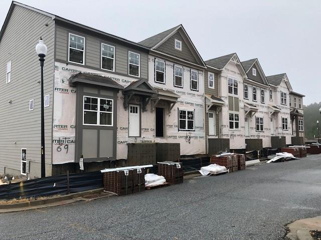 168 Munira Lane #62, Atlanta, GA 30331 (MLS #6509149) :: Kennesaw Life Real Estate