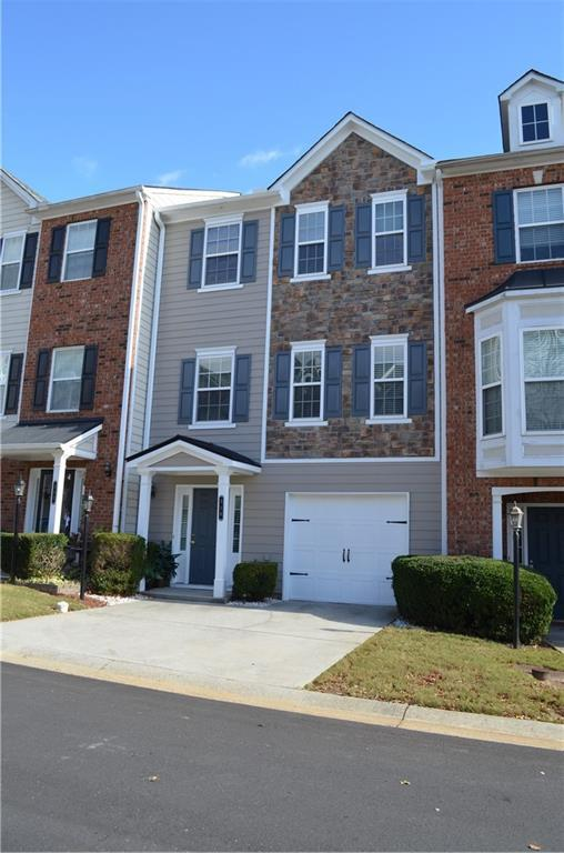 318 Plaza Park Walk #318, Kennesaw, GA 30144 (MLS #6509216) :: Rock River Realty