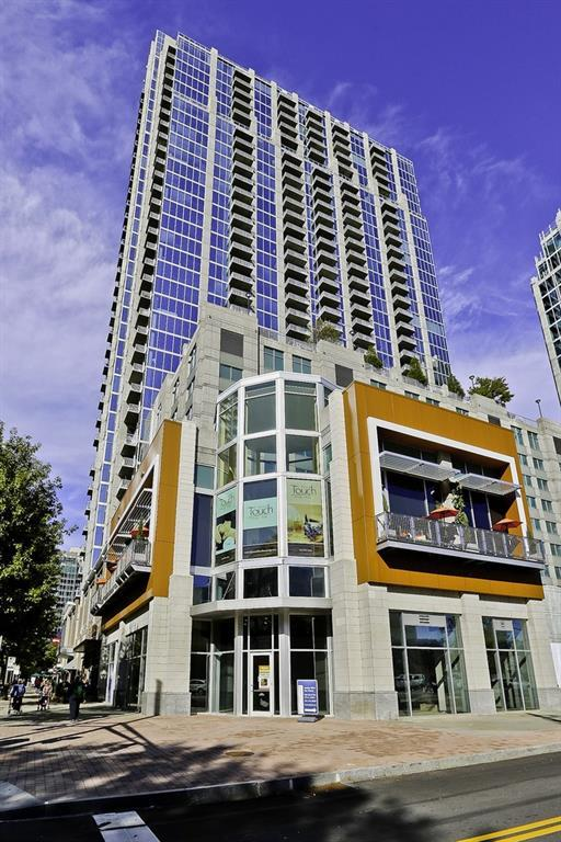 855 Peachtree Street NE #3108, Atlanta, GA 30308 (MLS #6509477) :: The Zac Team @ RE/MAX Metro Atlanta
