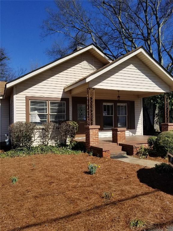 118 Forrest Avenue, Cartersville, GA 30120 (MLS #6509555) :: Kennesaw Life Real Estate