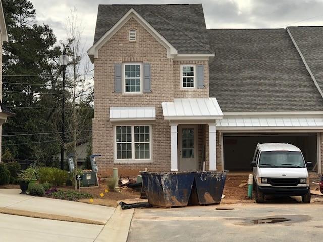 3522 Clemont Circle, Marietta, GA 30062 (MLS #6510829) :: Iconic Living Real Estate Professionals