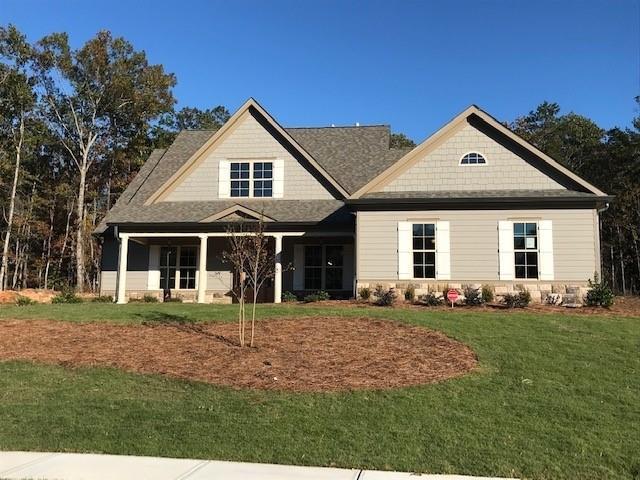 206 Blue Point Parkway, Fayetteville, GA 30215 (MLS #6511578) :: North Atlanta Home Team