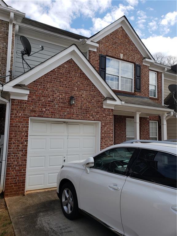 447 Rockbridge Trail, Stone Mountain, GA 30083 (MLS #6512581) :: Iconic Living Real Estate Professionals