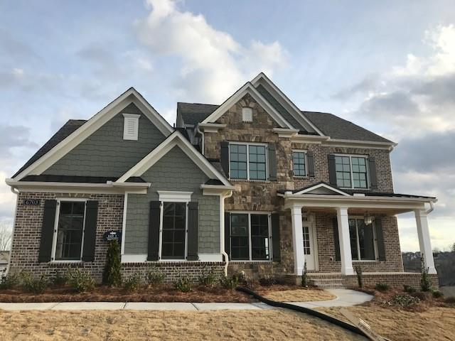 6703 Trailside Drive, Flowery Branch, GA 30542 (MLS #6512624) :: The Zac Team @ RE/MAX Metro Atlanta