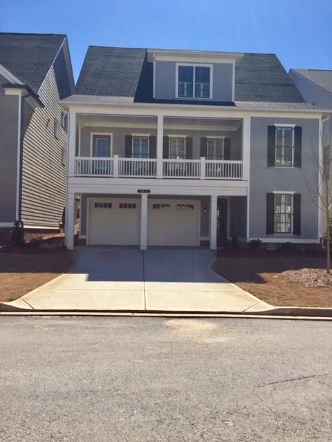 327 Riverton Way, Woodstock, GA 30188 (MLS #6514524) :: The Zac Team @ RE/MAX Metro Atlanta