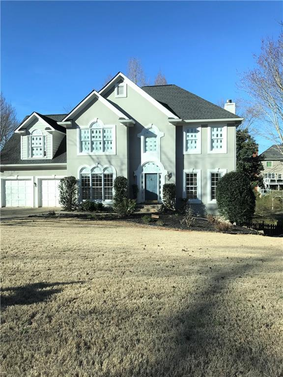 580 Estate Club Circle, Roswell, GA 30075 (MLS #6514835) :: The Zac Team @ RE/MAX Metro Atlanta