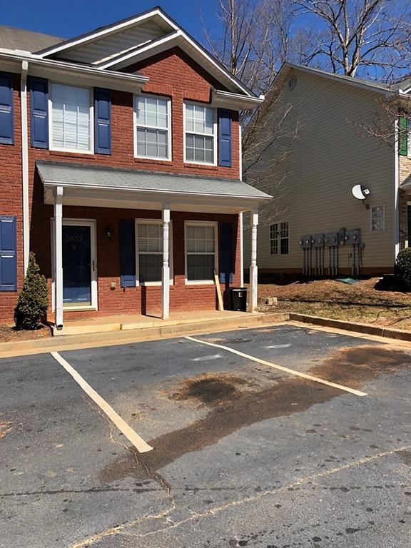 3633 Ginnis Road SW #7, Atlanta, GA 30331 (MLS #6515395) :: RE/MAX Paramount Properties