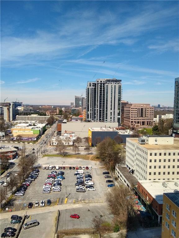 1280 W Peachtree Street NW #1903, Atlanta, GA 30309 (MLS #6515895) :: The North Georgia Group