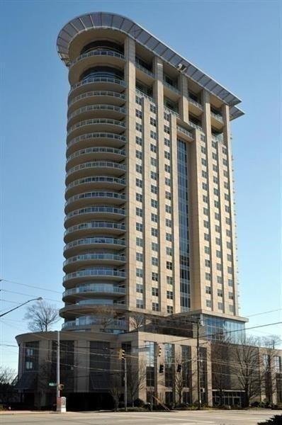 2881 Peachtree Road NE #1104, Atlanta, GA 30305 (MLS #6516781) :: RE/MAX Paramount Properties