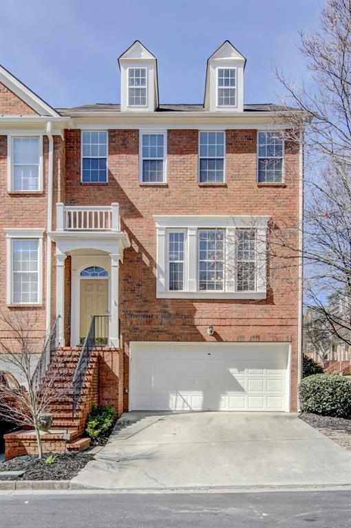5050 Foxfield Lane SE, Atlanta, GA 30339 (MLS #6517449) :: The Zac Team @ RE/MAX Metro Atlanta