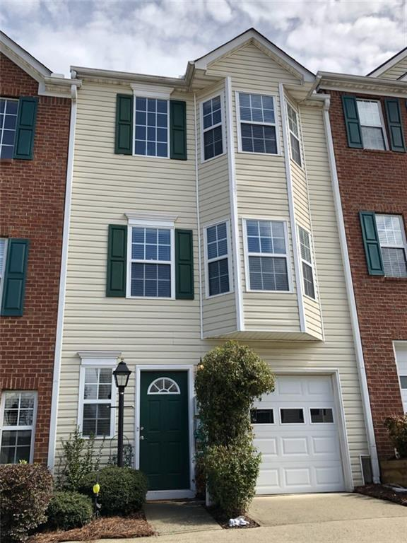 1611 Indian Way, Cumming, GA 30040 (MLS #6517574) :: Iconic Living Real Estate Professionals
