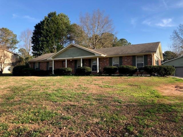 599 Honey Creek Road SE, Conyers, GA 30094 (MLS #6519057) :: The Cowan Connection Team