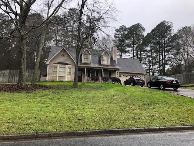 2255 Huntington Drive, Loganville, GA 30052 (MLS #6520181) :: The Zac Team @ RE/MAX Metro Atlanta