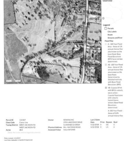 773-2 Bill Watkins Road, Hoschton, GA 30548 (MLS #6520771) :: The Stadler Group
