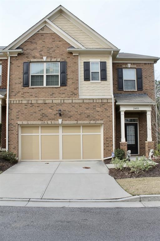2485 Lisette Drive SE, Smyrna, GA 30080 (MLS #6520834) :: North Atlanta Home Team