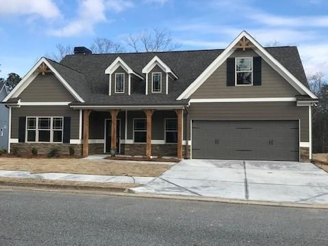 304 Trappers Bluff, Waleska, GA 30183 (MLS #6521530) :: The Cowan Connection Team