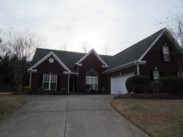 1222 Oakhaven Way, Lawrenceville, GA 30043 (MLS #6521939) :: The Stadler Group