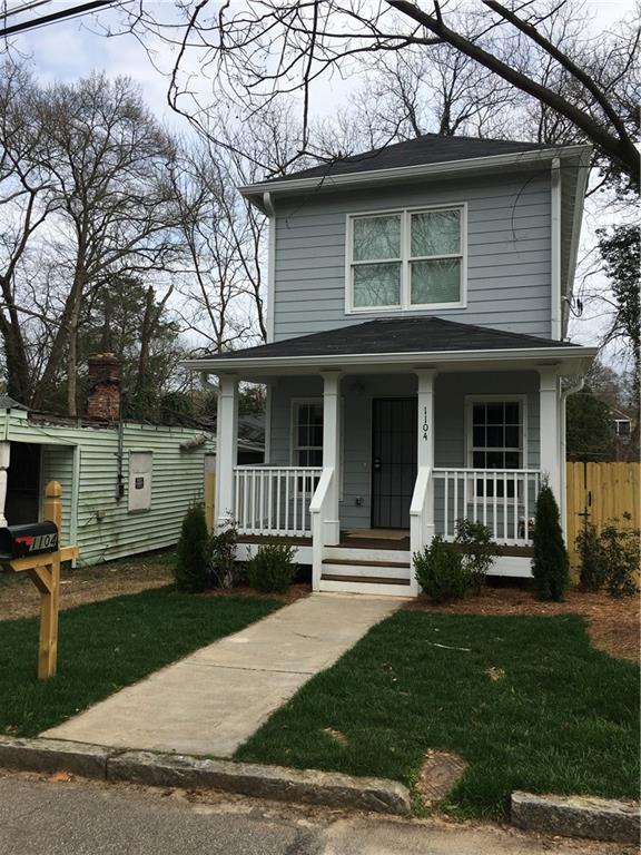 1104 Hubbard Street SW, Atlanta, GA 30310 (MLS #6521996) :: RE/MAX Paramount Properties
