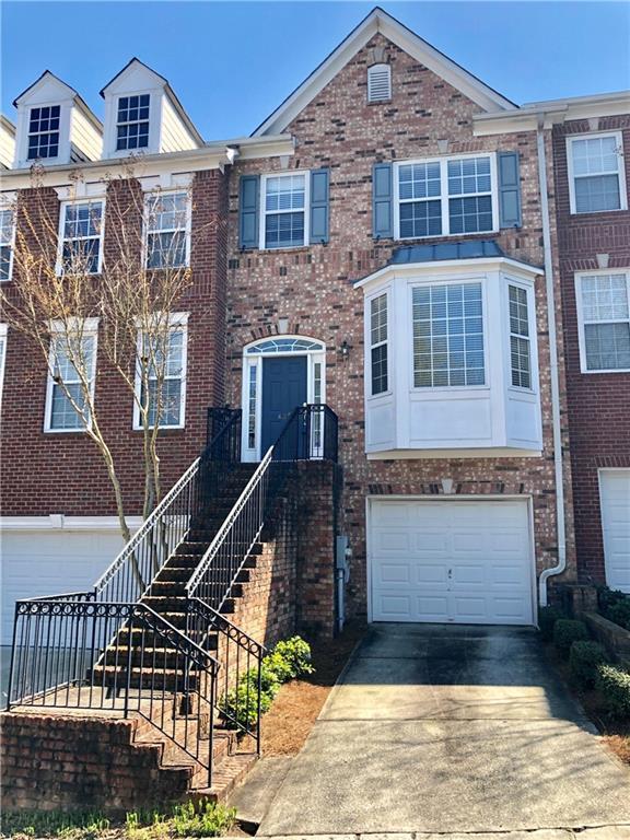 422 Tioram Lane SE #24, Smyrna, GA 30082 (MLS #6522418) :: Buy Sell Live Atlanta