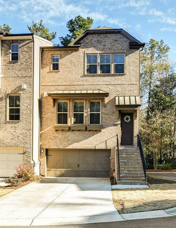 142 Brindle Lane, Alpharetta, GA 30009 (MLS #6522508) :: Rock River Realty