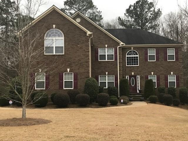 2438 Cainwood Court, Conyers, GA 30094 (MLS #6522519) :: The Cowan Connection Team
