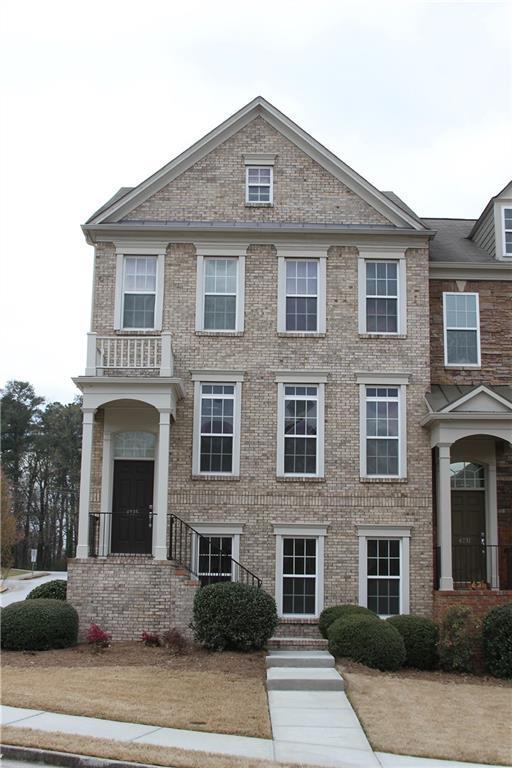 4735 Cheviot Way SE #5, Smyrna, GA 30080 (MLS #6522593) :: Charlie Ballard Real Estate
