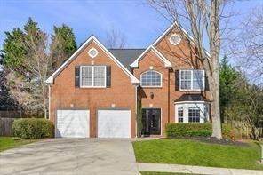 4384 Kenton Point NW, Kennesaw, GA 30144 (MLS #6523101) :: Kennesaw Life Real Estate