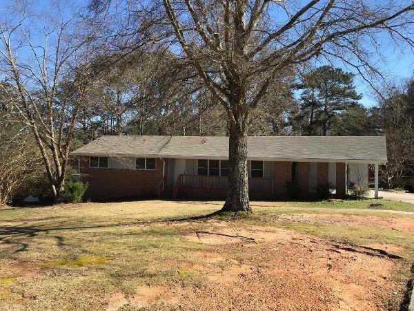 3321 W County Line Road, Douglasville, GA 30135 (MLS #6523462) :: Kennesaw Life Real Estate