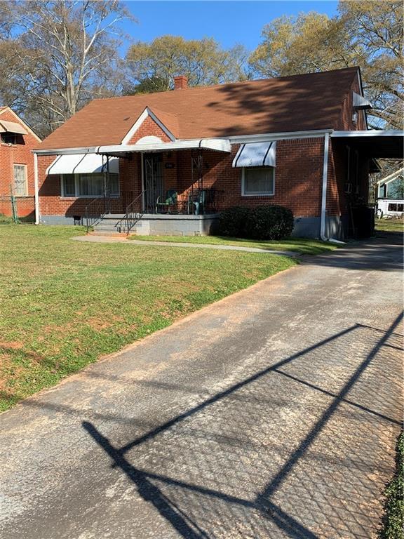 1742 Clifton Way SE, Atlanta, GA 30316 (MLS #6524134) :: HergGroup Atlanta