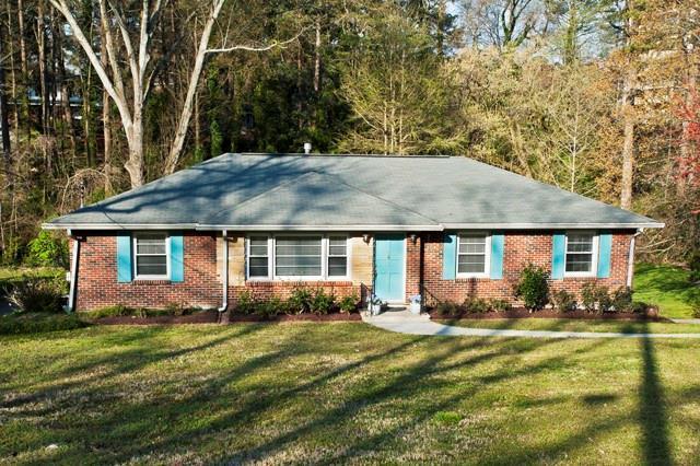 607 Densley Drive, Decatur, GA 30033 (MLS #6525149) :: The Zac Team @ RE/MAX Metro Atlanta