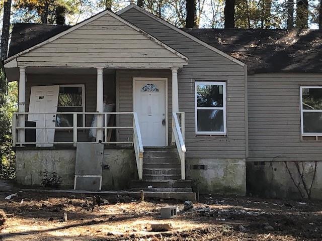 1161 Lakeshore Drive, Jonesboro, GA 30236 (MLS #6526675) :: North Atlanta Home Team
