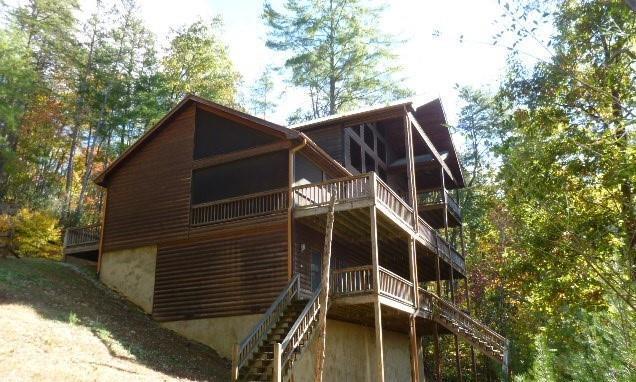 134 Wild View Hollow, Morganton, GA 30560 (MLS #6527139) :: The North Georgia Group