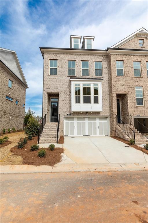 1421 Wisteria Wall Lane #57, Suwanee, GA 30024 (MLS #6527187) :: Iconic Living Real Estate Professionals