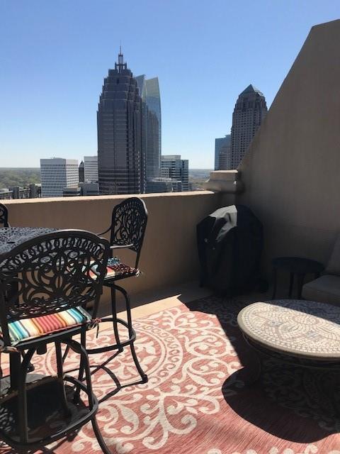 1280 W Peachtree Street NW #3908, Atlanta, GA 30309 (MLS #6527380) :: The Zac Team @ RE/MAX Metro Atlanta