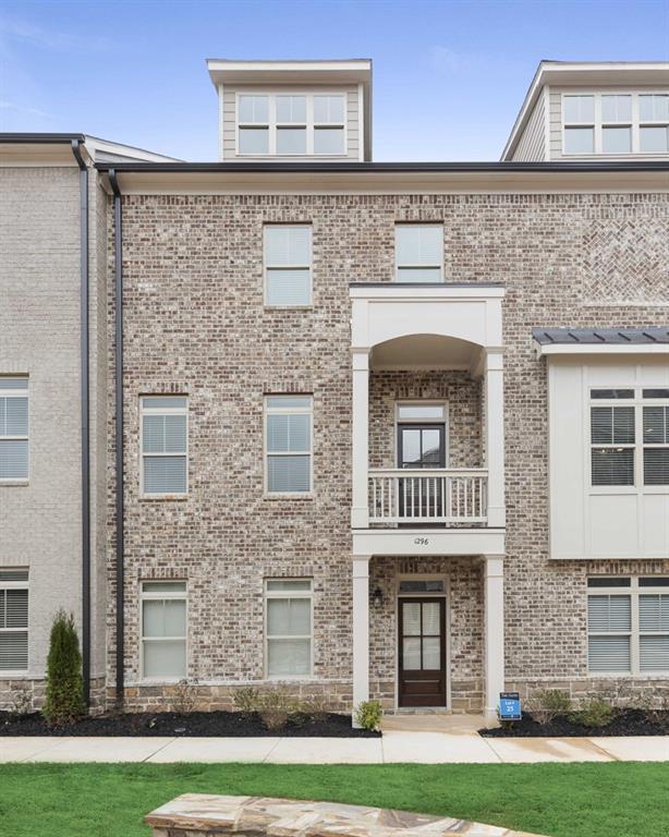 1296 Stone Castle Circle #25, Smyrna, GA 30080 (MLS #6527531) :: Iconic Living Real Estate Professionals