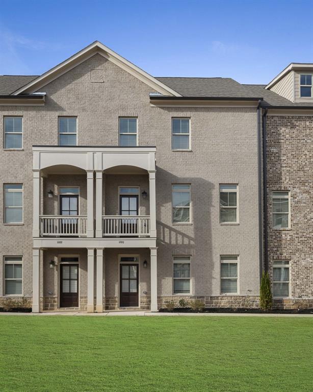 1292 Stone Castle Circle #24, Smyrna, GA 30080 (MLS #6527542) :: Iconic Living Real Estate Professionals